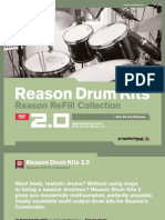 Reason Drum Kits 2.0