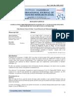 COMPLICATIONS THROMBOEMBOLIQUES MAJEURS DE LA COVID-19 EN REANIMATION