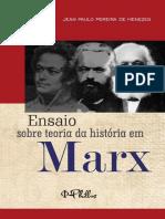 Ensaio s Obre Teoria Da História Em Marx. by Jean Paulo Pereira de Menezes (Z-lib.org)