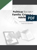 Livro - Politicas Sociais - Familia Crianca e Adolescente