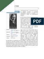AUTORES DE LA ADMINISTRACIÓN biografia y aportes
