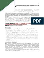 Plan de seminario Tema 1 - DN