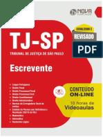 Apostila Tj Sp Editora Nova 2021