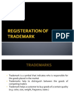 Trademark Registeration