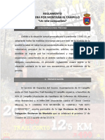 Reglamento CXM El Campillo 2021
