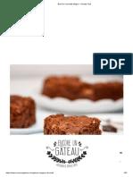 Bolo De Chocolate Mágico - Receita Fácil