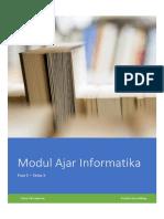 Modul Ajar Informatika