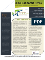 SETEDF Newsletter 2011.2