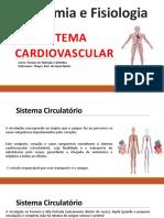 Anatomia e Fisiologia - Sistema Cardiovascular