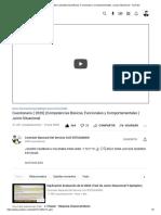 Cuestionario ( 2020) (Competencias Básicas, Funcionales y Comportamentales ) Juicio Situacional - YouTube