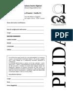 PLIDA-C1-prova-esempio-ascoltare
