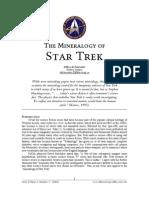 STAR TREK Article