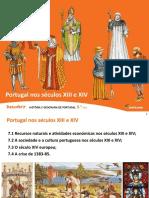 Portugal Nos Séculos XIII e XIV