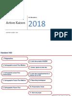 Démarche Projet  Kaizen-