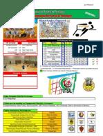 Resultados da 18ª Jornada do Campeonato Distrital da AF Portalegre em Futsal