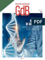 Giornale dei Biologi maggio 2021