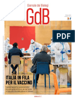 Giornale dei Biologi marzo 2021