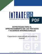 Curso Estrategias para el Aprovechamiento de los Tratados y Acuerdos de Libre Comercio