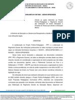007 OrientacaoConjunta PPP Regimento Escolar Instituicoes MunicipaisePrivadas (1)