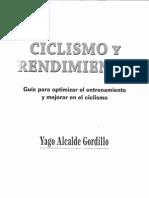 444951650 Ciclismo y Rendimiento PDF