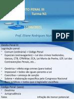 DP III - AULA 10-AGOSTO