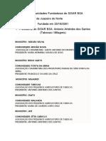 Dados Da Fundação Bsa