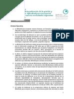Profesionalización de la gestión y salto tecnológico Dificultad incorporación universitarios Ago21