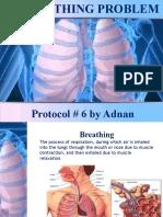 Breathing Problem - Lubna