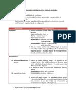 REUNIÓN CON PADRES DE FAMILIA CICLO ESCOLAR 2021