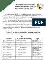 Informe Mensual Jose Victor Ilabaya