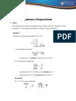 Clase 5 - Actividad 05 Razones y Proporciones