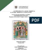 El Espejo de Príncipes en La Rusia Medieval (Ss. XI-XIII) - Herencia e Innovación