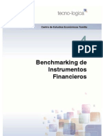 benchmarking de instrumentos financieros