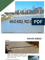 Baraje mobile, prize si derivatii