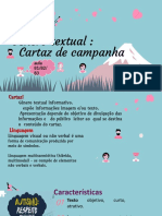 gênero textual Cartaz