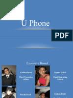 Uphone presentation