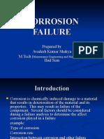 CORROSION FAILURE