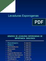 Generos Esporogenos
