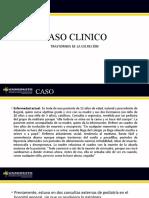 CASO CLINICO EXCRECION