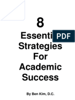 8 Essential Strategies for Academic Success