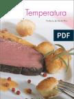 recetario baja temperatura