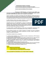 ESTUDO DE CASO DA EMPRESA XPTO SISTEMAS
