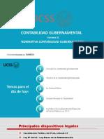 Diapositiva 2 Normativa de La Contabilidad Gubernamental