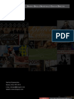 Seattle Graphic Design and Web Design Portfolio - Michael Foster
