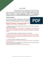 Todo lo que a pasado en el Pleno Municipal de La Coruña 7-3-2011