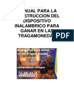 dispositivo+inalambrico+tragamonedas+MANUAL