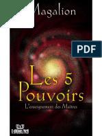 Magalion-T-4-Les  5 Pouvoirs- L_enseignement des Maitres