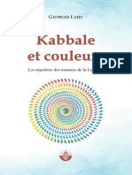 Kabbale et couleurs_ Les myster - Georges LAHY