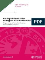evaluation_guide_redaction_rapport_auto-evaluation