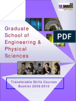 GSEPS Booklet 2009-10